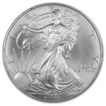 2003 American Silver Eagle 1oz Coin front