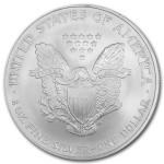 2005 American Silver Eagle 1oz coin back